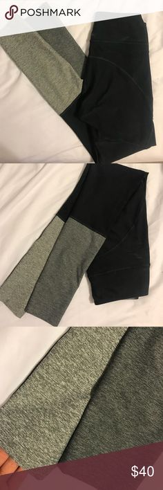 Outdoor Voices Legging (Grey multi) Charcoal/Graphite/Ash. Size XS. Worn a handful of times. Perfect condition. Currently getting dry cleaned! Outdoor Voices Pants Leggings