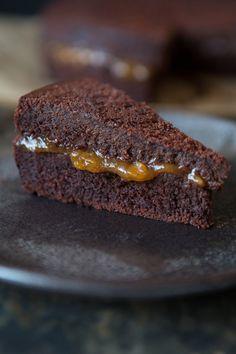 Naked Sacher Torte (Vegan & GF)