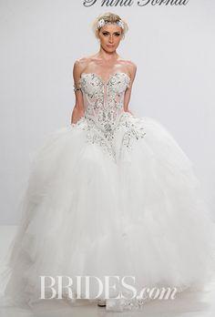 Brides Pnina Tornai For Kleinfeld Wedding Dresses