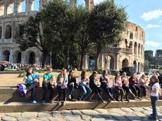 Students from an Early Childhood Philosophy and Practice course visited Italy for a week during Spring break. The experience provided our Niagara University students with a great opportunity to relate early childhood education theory with practical teaching.