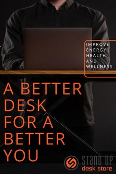 Stand Up Desk Store is dedicated to improving your well-being by offering a full range of products that promote a healthy work environment. Our standing desks, workstations, presentation stations, and accessories are designed to adapt to your lifestyle. Adjustability and mobility are at the core of each product, meeting the needs of today's demanding work environment.