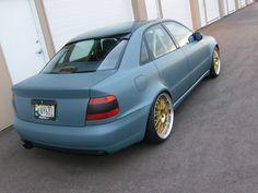 B5 A4, matte blue