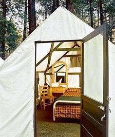 Curry Village, Yosemite National Park