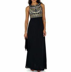 summer style 2015 Totem print summer dress loose chiffon sleeveless maxi dress vestidos long dress casual beach dresses robe