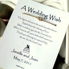 Wedding Wish...