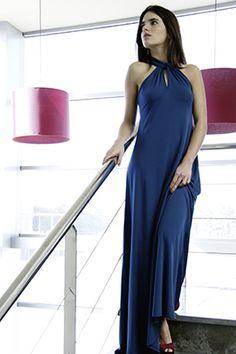 Elisa Cortés-Colección Elisa Cortés One Shoulder, Formal Dresses, Fashion, Winter, Dresses For Formal, Moda, Formal Gowns, Fashion Styles, Black Tie Dresses