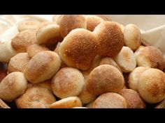 Homemade bread in 3 minutes, only three ingredients and no flour, delicious! Pan Dulce, Low Carb Recipes, Snack Recipes, Cooking Recipes, Salvadorian Food, Pan Rapido, Pan Bread, Pastry And Bakery, Gastronomia