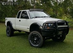 1994 chevy s10 suspension lift