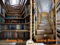 The storage is great, but could you go up and down them? Check out the full collection of staircases on our site at http://theownerbuildernetwork.co/buying-a-stairway-to-heaven-2/ Let us know what you think in the comments section.