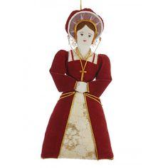 Mary I Tudor Christmas Decoration