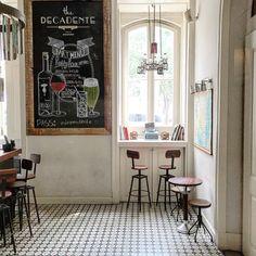 The decadente restaurante & Bar | Lissabon
