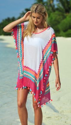 Seafolly soundwave drummer kaftan peppermint http://www.cocobay.co.uk/clothing/women-kaftans/seafolly-soundwave-drummer-kaftan-peppermint.html