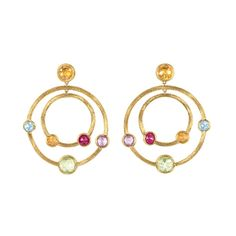 Check out our latest blog on the best looks right now in hoop earrings.