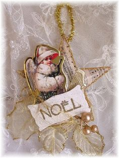Trash to Treasure Art: Oh My Stars Christmas is Coming
