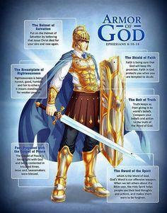 Armor of God - Ephesians 6