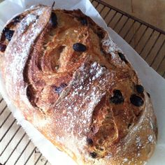 Fruited Cinnamon Sourdough Loaf | Selma's Table