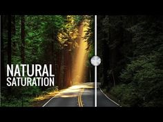 The Most Natural Way to Increase Saturation and Enhance Color in Photoshop - YouTube