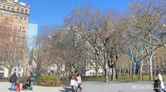New York, Battery park