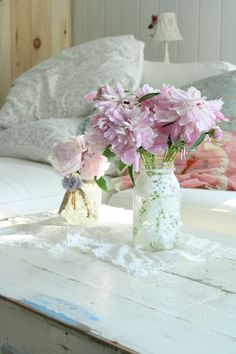 Shabby Chic..So lovely to see
