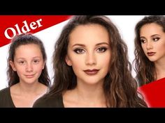 How to look OLDER with MAKEUP when having a Baby Face? - YouTube