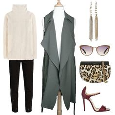 Weather seems to be so cold lately with the rain yesterday... ✔check out our Sleeveless Military Belted Trench Jacket in Olive and Chained Tassel Drops @classicpaperdoll ~pair it with black skinny ankle pants | turtle neck sweater | heeled sandals | hot purse | feminine sunglasses | #ooftd #outfit #classicpaperdoll #cpdfave #fashion #fashiongram #instalove #instagood #igdaily #fashionaddict #followforfollow #l4l #love #likes #인스타스타일 #옷스타그램 #데일리 #인스타그램 #인스타데일리
