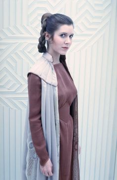 Two StarWars.com writers debate which Star Wars character -- whether scoundrel, alien, Jedi, Sith, or princess -- has the sharpest wardrobe.