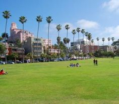 La Jolla Parks- including Kellogg Park that has restrooms, playground, and beach!