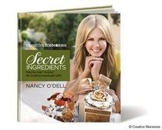 Secret Ingredients: Step-by-step Recipes for Creating Meaningful Gifts.