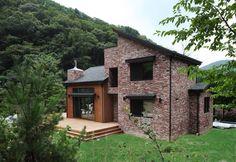 미술관이 있는 집. 양평 문호리 전원 주택