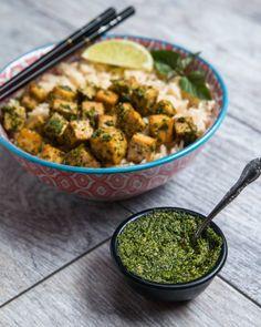 Dieses Thai-Basilikum-Erdnuss-Pesto wird deinem Lieblingspesto Konkurrenz machen