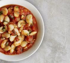 Italian butter beans - I'm going to try a little Splenda instead of sugar and fry light which will make it syn free