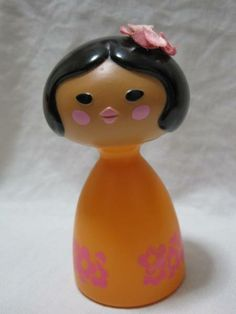 """I had all the """"small world"""" avon dolls growing up. I sure loved those!"""