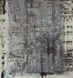 dailyartjournal: Gerhard Richter, Untitled Oil on paper - Abstract Painting Black And White Painting, Black And White Abstract, Abstract Expressionism, Abstract Art, Abstract Paintings, Art Paintings, Portrait Paintings, New European Painting, Gerhard Richter Painting