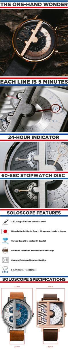 New xeric watches!!