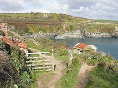 Cornwall Wandern Falmouth