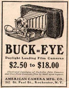 Vintage ad - Ephemera