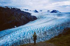 Seward, Alaska - 2013 by Matt Lief Anderson, via Behance