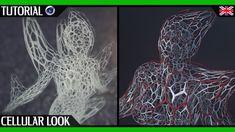 Cellular Alveolus Look in Cinema 4D | Tutorial + Plugin Download