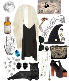 """""""Modern day witch craft"""" by siriusblaack ❤ liked on Polyvore"""