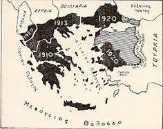Santeos: Μπορείτε να φανταστείτε μια Ελλάδα και από τις δύο... Greek History, Alternate History, Old Maps, Historical Maps, Albania, Old Photos, Greece, Tattoos, Wall