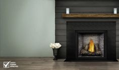 Direct Vent Fireplace - STARfire 52 - Napoleon Fireplaces