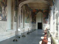 Cortes Palace   Diego Rivera Mural  Cuernavaca  Mexico