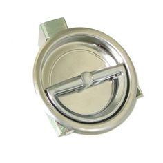 Cooler Door Handle Latch Spring Loaded Stainless Steel