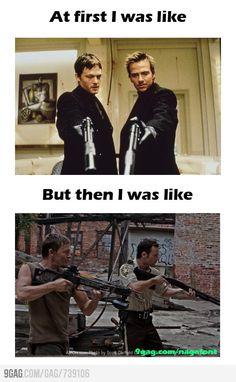 Boondock Saints vs. The Walking Dead