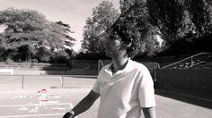 Capteur de tennis Piq et Babolat