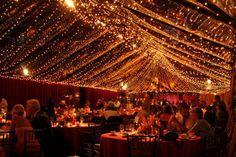 umm wow - reception lighting