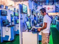 FIFA 14 at Gamescom 2013 by Sergey Galyonkin, via Flickr