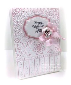 Happy Mother's Day, by Linda Duke, Framed Labels Eighteen, this is beautiful..