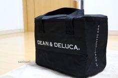 GLOW8月号付録 「DEAN & DELUCA ディーン&デルーカ」の保冷温バッグ (サイズ:縦20×横26×マチ13cm)を、GET。  厚めのシッカリとした生地に、ダブルファスナー。 それに大容量なのが、良かったよ[exclamation] 広い用途で使えそうです[ぴかぴか(新しい)]002.jpg