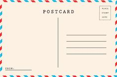 Postcards to promote social and expressive language skills over the summer